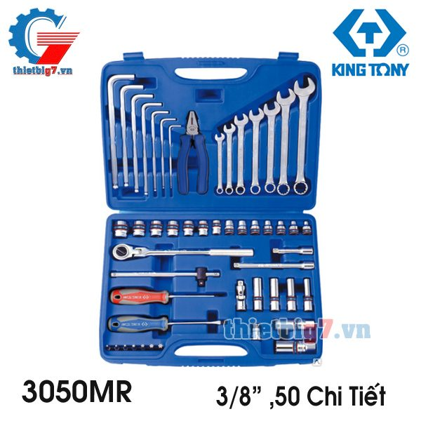 bo-dung-cu-50-chi-tiet-3-8-inch-kingtony-3050MR
