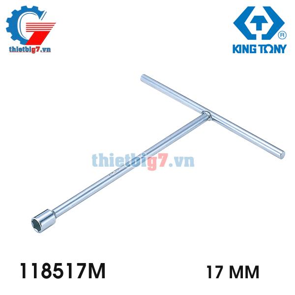 Cần chữ T ngắn Kingtony 17mm