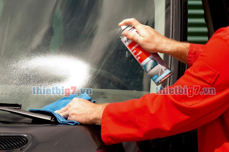 An toàn trên các chất liệu sơn, nhựa và cao su
