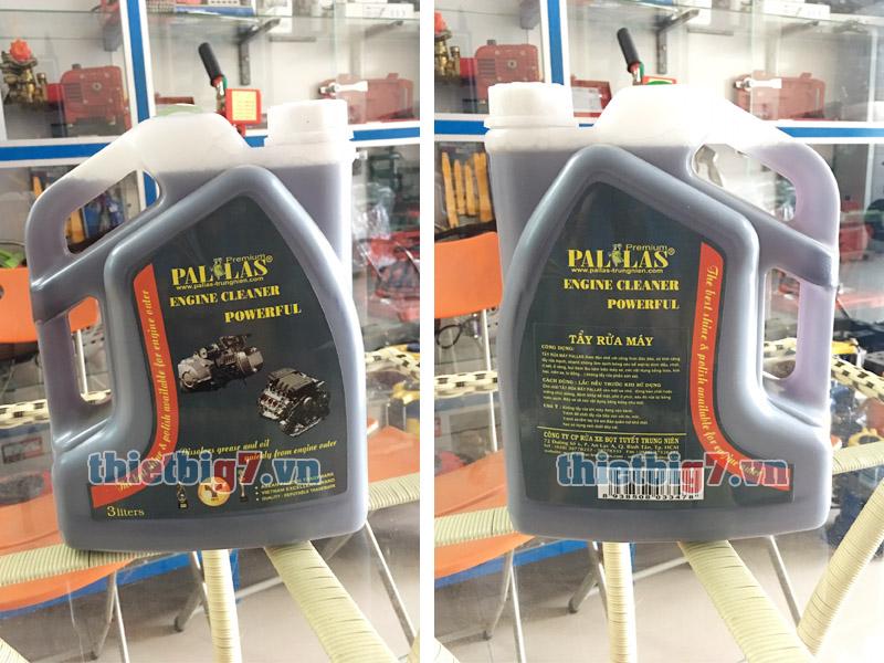Dung dịch tẩy rửa máy pallas 3L
