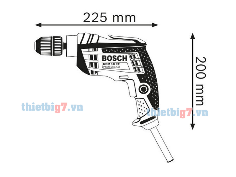 kich-thuoc-may-khoan-Bosch-GBM-10-RE