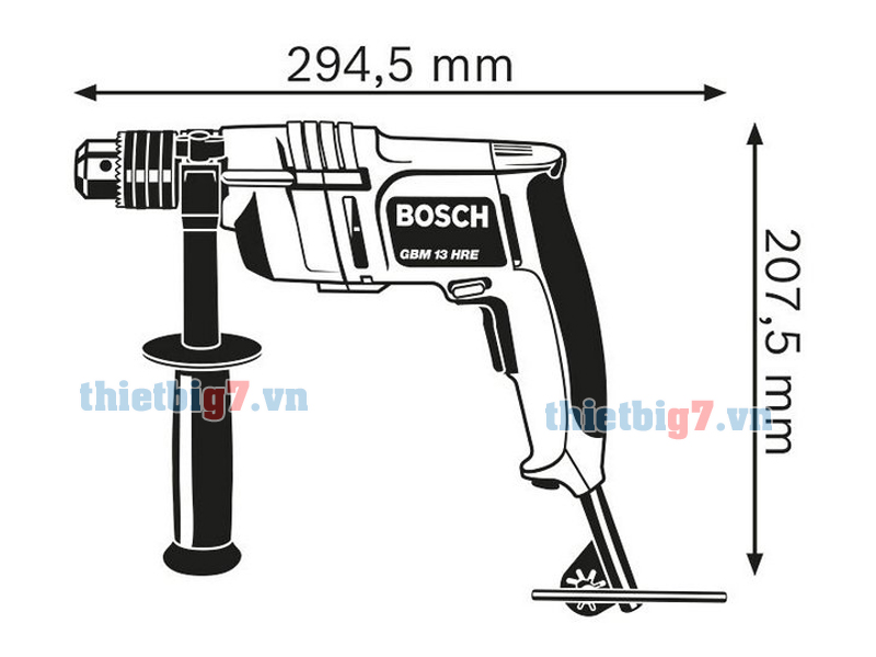 kich-thuoc-may-khoan-Bosch-GBM-13-HRE