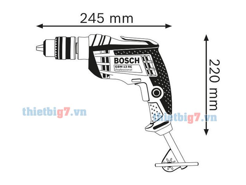 kich-thuoc-may-khoan-Bosch-GBM-13-RE