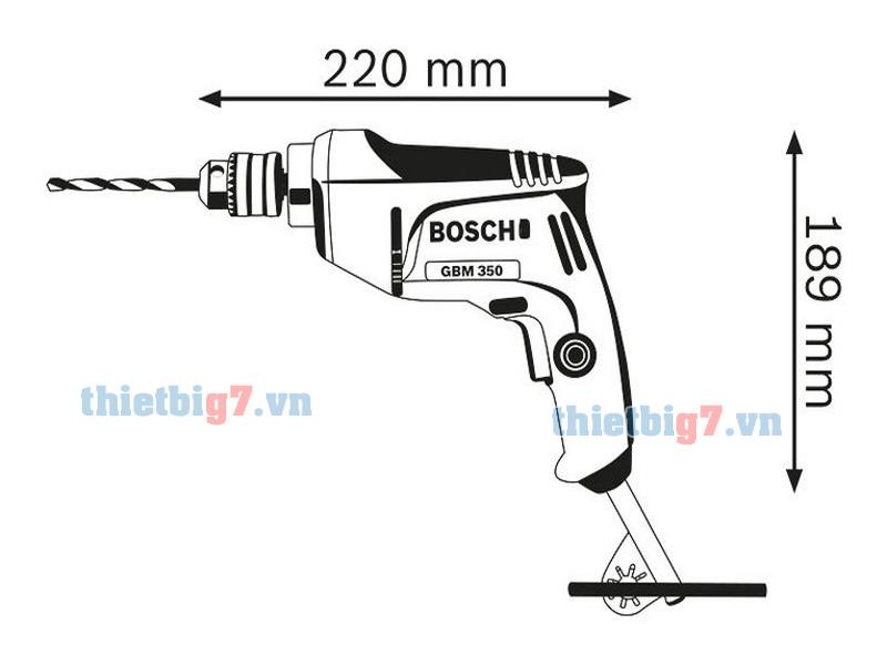 kich-thuoc-may-khoan-Bosch-GBM-350