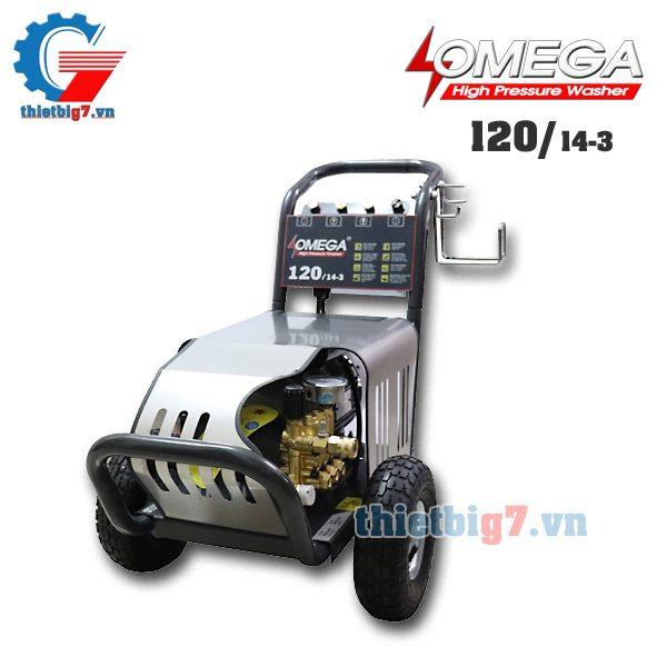 may-rua-xe-cao-ap-omega-120bar-3kw-14l