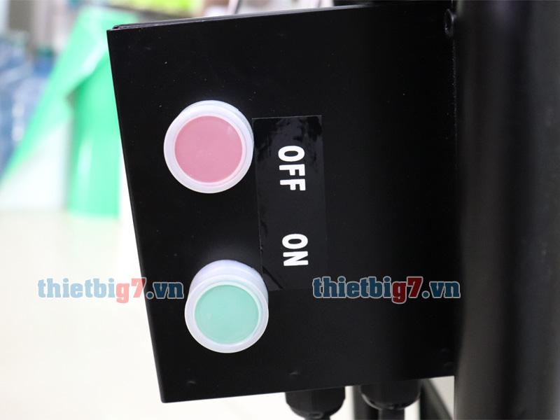 Công tắc đóng-mở hoạt động máy rửa xe omega