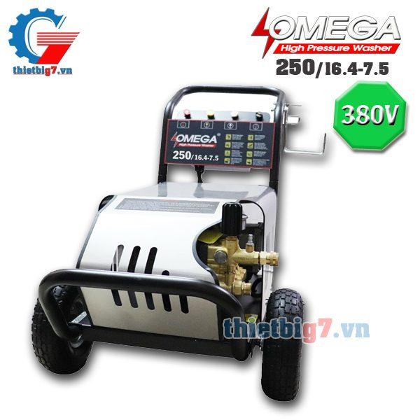 may-rua-xe-omega-7-5-kw-250-bar