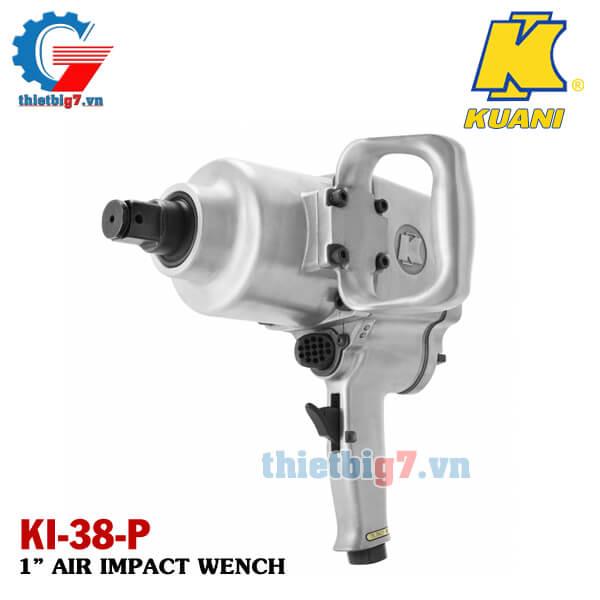 Súng xiết bulong 1 inch Kuani KI-38P