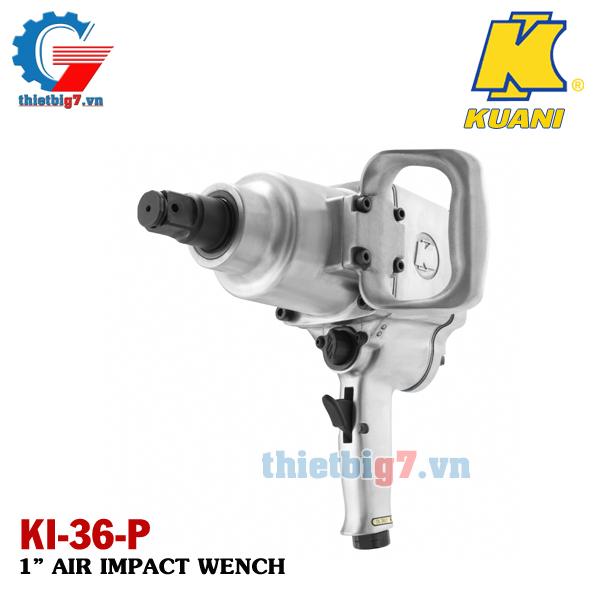 Súng xiết bu lông 1 inch Kuani KI-36P