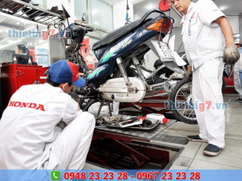 thiết bị sửa xe