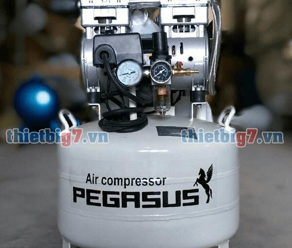 avt máy nén khí không dầu giảm âm
