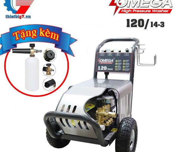 may-rua-xe-cao-ap-omega-150bar-3kw-14l