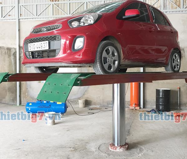 avt cầu nâng rửa xe