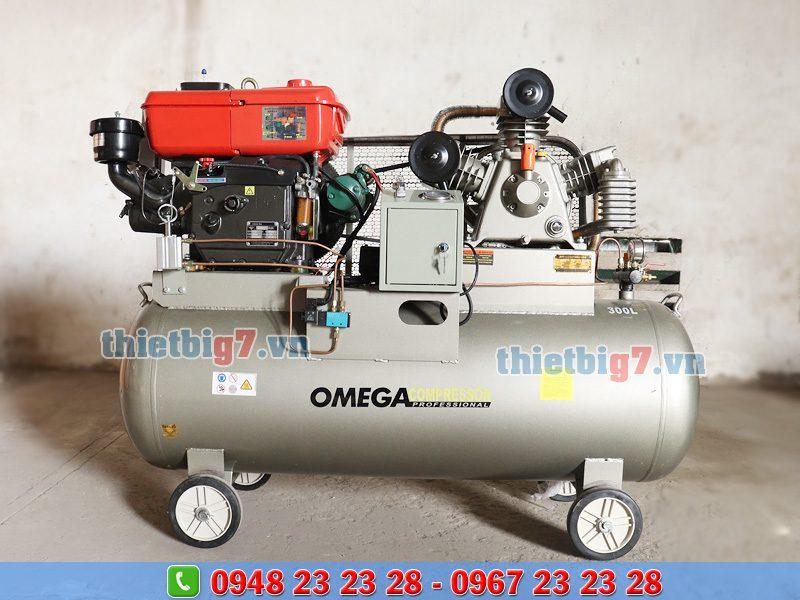 máy nén khí omega